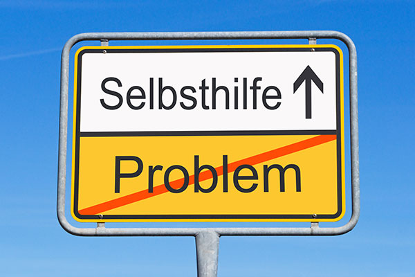 """""""Selbsthilfe"""""""